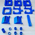 3D друк. Выраб пластмасавых дэталяў і фігур.