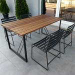 Изготовление индивидуальной мебели из металла и дерева.