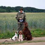 Воспитание щенков и дрессировка собак, Борисов/Жодино