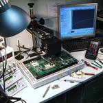 Диагностика, ремонт и абонентское обслуживание компьютерной техники и сетей.