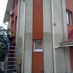 Мойка (чистка) фасадов