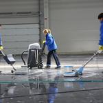 Отмывка (мойка, чистка, уборка) полов