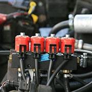 Установка газобаллонного оборудования (ГБО)